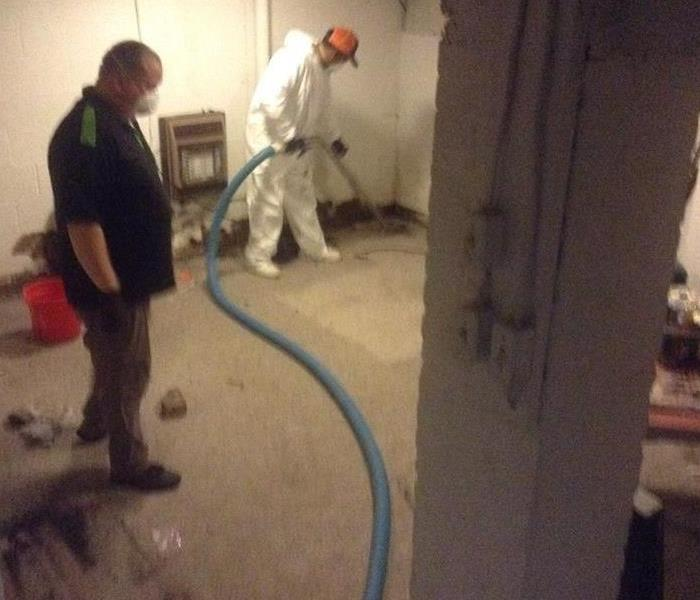 Water Damage Basement Water Damage