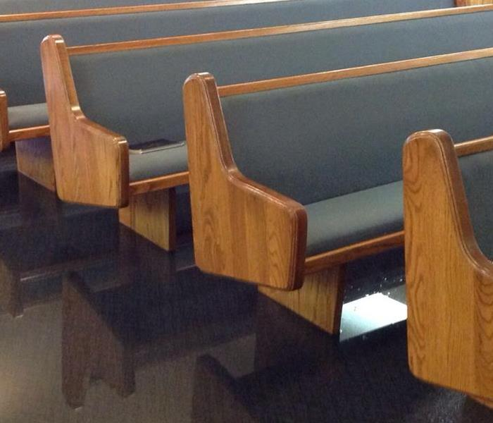 Commercial Restoring Your Church After A Flood